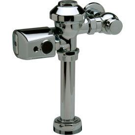 Aqua Sense Water Closet Flush Valve - All Chrome Plated Housing