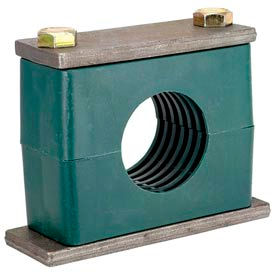 """2"""" P Clamp Assembly For High Pressure Hoses Pipe or Tube"""