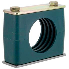"""3/8"""" T General Clamp for Tube Pipe Hydraulic Hose"""