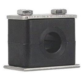 "3/8"" Polypropylene Standard Rubber Insert Grommet"