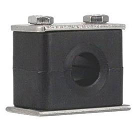 15mm Polypropylene Standard Rubber Insert Grommet Assembly