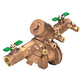 Zurn 1-975XL2 1 In. FNPT x FNPT Reduced Pressure Principle Assembly - 175 PSI -Lead-Free Cast Bronze