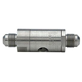 Zurn 38-740 3/8 In. Dual Check w/Atmospheric Vent, SAE 45 x SAE 45 - Stainless Steel