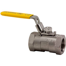 Conbraco 76-101-01 Ball Valve Stainless Steel Threaded