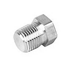 Capitol 13023007 Cap 300# Galvanized Steel - 3/4''