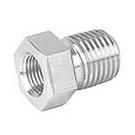 Capitol 13023105 Hex Bushing 150# Galvanized Steel - 1/2''X1/8'' - Pkg Qty 100