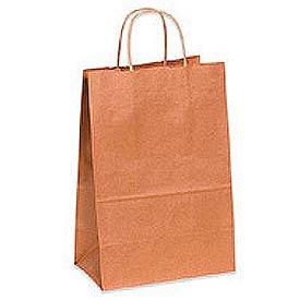 "Shopping Bag 5-1/4""W x 3-1/4""D x 8-3/8""H 250 Pack"