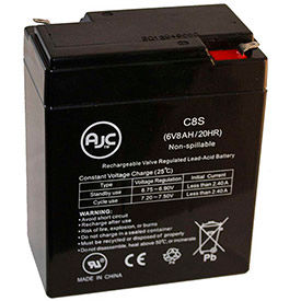Replacement Batteries for Light Guard