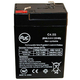 Replacement Batteries for Sanshui