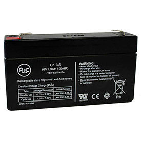Replacement Batteries for Sentry Lite
