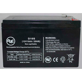 AJC® Brand Replacement UPS Batteries for APC Ultimate 7 Amps