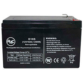 AJC® Brand Replacement UPS Batteries for Best Power 10 Amps