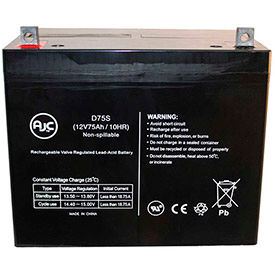 AJC® Brand Replacement UPS Batteries for Minuteman 4.5 Amps