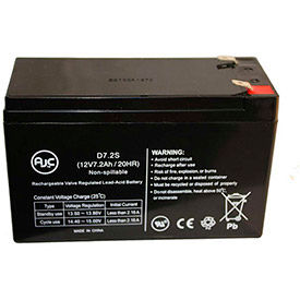 AJC® Brand Replacement UPS Batteries for Minuteman 5.5 Amps