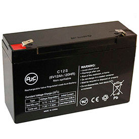 AJC® Brand Replacement UPS Batteries for Minuteman 7 Amps