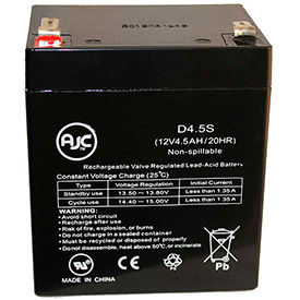 AJC® Brand Replacement UPS Batteries for Parasystems 18 Amps
