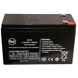AJC® Brand Replacement UPS Batteries for PowerWare 9 Amps