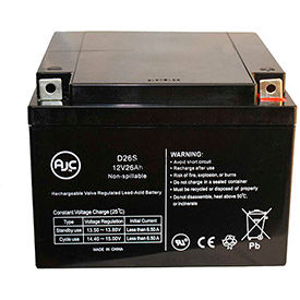 AJC® PowerWare 12 Amps Brand Replacement UPS Batteries