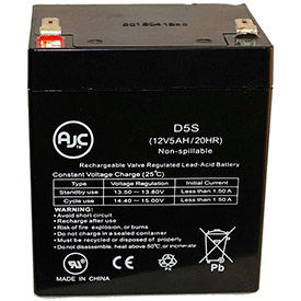 AJC® Brand Replacement UPS Batteries for PowerWare 35 Amps