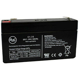 AJC® Brand Replacement UPS Batteries for Powertron