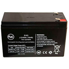 AJC® Brand Replacement Medical Batteries 12 Volts 3.2 to 5 Amps