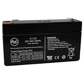 AJC® Battery Patrol Brand Replacement Lead Acid Batteries