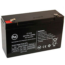 AJC® Brand Replacement Lead Acid Batteries For Elite