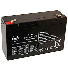AJC® Brand Replacement Lead Acid Batteries For Exide
