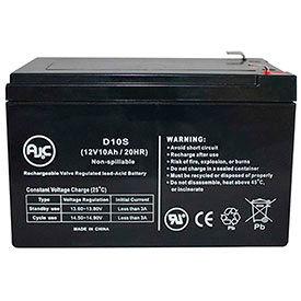 AJC® Fiamm Brand Replacement Lead Acid Batteries