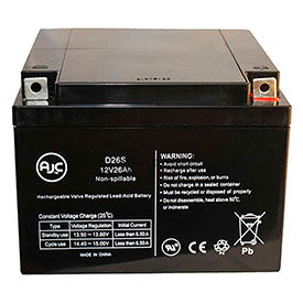 AJC® Brand Replacement Lead Acid Batteries For MK