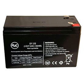 AJC® North Supply Brand Replacement Lead Acid Batteries