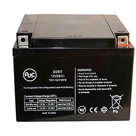 AJC® Parasystems Brand Replacement Lead Acid Batteries