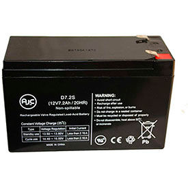 AJC® Brand Replacement Lead Acid Batteries For Portalac