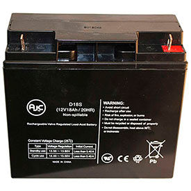 AJC® Brand Replacement Lead Acid Batteries For Power Station