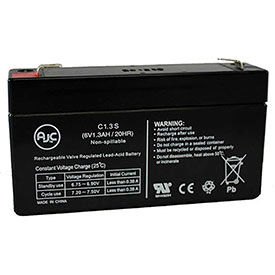 AJC® Brand Replacement Lead Acid Batteries For R&D