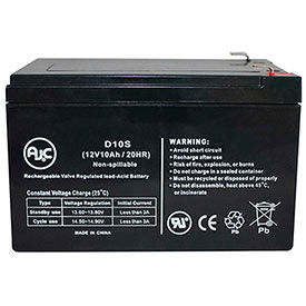 AJC® Brand Replacement Lead Acid Batteries For Ritar