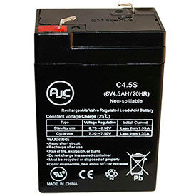 AJC® Brand Replacement Lead Acid Batteries For Streamlight