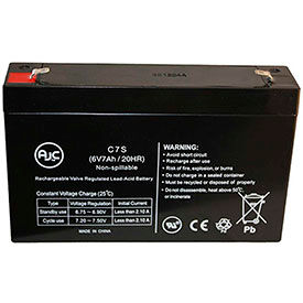 AJC® Brand Replacement Lead Acid Batteries For Sure-Lites