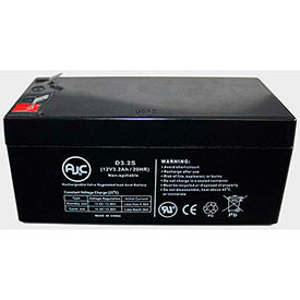 AJC® Brand Replacement Lawn and Garden Batteries For Black & Decker