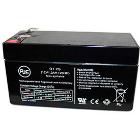 AJC® Brand Replacement Scooter Batteries 12v 1 to 5.5 Amps