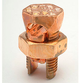 Penn-Union Copper-Alloy Split-Bolt Connectors
