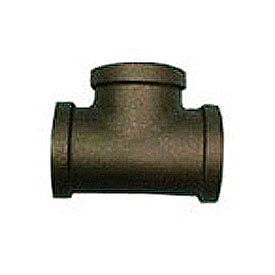 BMI Canada MBTEE20 Tee 150# Black Malleable - 2 In.