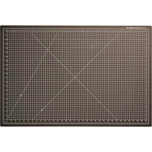 "Dahle Vantage Self-Healing Cutting Mat 24"" x 36"" Black by"