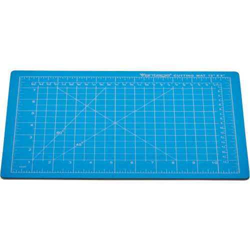 "Dahle Vantage Self-Healing Cutting Mat 9"" x 12"" Blue by"