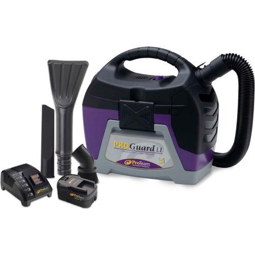 ProTeam ProGuard LI 3 Gallon Cordless Wet/Dry Vacuum 107127 by