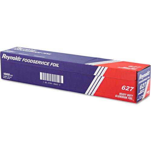 """Reynolds Wrap Heavy Duty Aluminum Foil Roll, 24"""" x 1000 Ft., Silver by"""