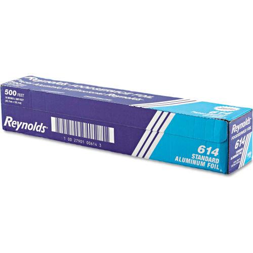 "Reynolds Wrap Standard Aluminum Foil Roll, 18"" x 500 Ft., Silver by"