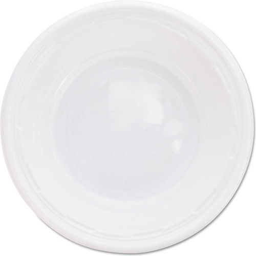 Plastic Bowls, 5-6 oz., White, Round, 1000 ct by