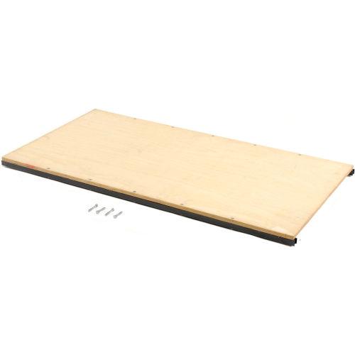 Additional Shelf Kit for 60 x 30 High End Wood Shelf Truck
