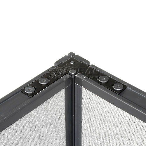 """90 Degree Corner Connector Kit For 42"""" Panel by"""